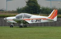 G-JPAT @ EGCJ - 2007 PFA Regional Rally at Sherburn , Yorkshire , UK