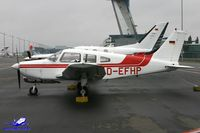 D-EFHP @ NUE - Piper PA-28-151 - by Harald Roth
