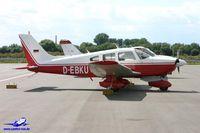 D-EBKU @ NUE - Piper PA-28-181 Acher II - by Harald Roth