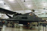 79-10781 @ FFO - F-117A at the National Museum of the U.S. Air Force