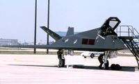 88-0841 @ ORD - F-117A at the AFR/ANG open house - by Glenn E. Chatfield
