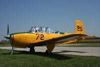 N8226E @ K96 - Beech T-34B - by Mark Pasqualino