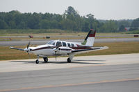 N36EB @ PDK - Taxing to Epps Air Service - by Michael Martin