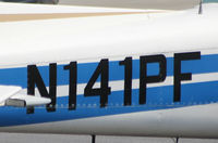 N141PF @ PDK - Tail Numbers - by Michael Martin