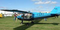 G-KEPP @ EGCJ - 2007 PFA Regional Rally at Sherburn , Yorkshire , UK