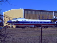 N222NE - Being scrapped? in Mansfield, Texas  @ 2007