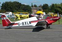 G-BXLN @ EGCJ - 2007 PFA Regional Rally at Sherburn , Yorkshire , UK