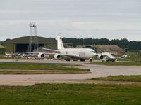 1812 @ EGQS - Boeing KE-3A/18 Sqn Royal Saudi AF/RAF Lossiemouth - by Ian Woodcock
