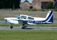 G-BNVB @ EGNW - Seen during departure from Wickenby