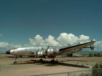 N9463 @ SAF - Parked for many years in Santa Fe, NM This was President Eisenhower's Air Force One Columbine II   SN 48-610