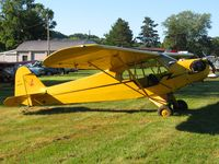 N6234H @ OH36 - Breakfast fly-in at Zanesville, OH (Riverside) - by Bob Simmermon