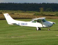 G-BMUD @ EGNF - Cessna 182P