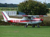 G-BIUM @ EGNF - Cessna F152