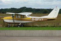 G-BPVY @ EGCS - Cessna 172D