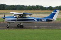 G-BWII @ EGCS - Cessna 150G