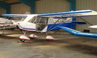 G-CCNU @ EGCS - Skyranger