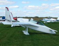 G-LASS @ EGCS - Rutan Varieze