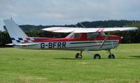 G-BFRR @ EGNF - Cessna FRA150M
