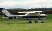 G-BMBB @ EGNF - Cessna F150L