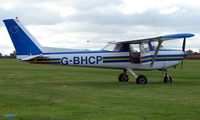 G-BHCP @ EGNF - Cessna 152