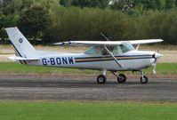 G-BONW @ EGCS - Cessna 152