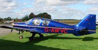 G-AWVC @ EGCS - Beagle B121