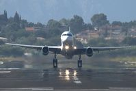 G-OOBJ @ LGKR - First Choice 757-200 - by Andy Graf-VAP