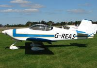 G-REAS @ EGCS - RV-6A - by Terry Fletcher