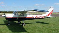 G-AVUG @ EGCS - Cessna F150H