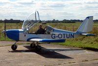G-OTUN @ EGCF - Eurostar