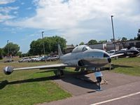 55-3025 @ MSP - Lockheed T-33A, Minnesota Air National Guard Museum - by Timothy Aanerud