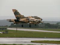 7513 @ EGQS - BAe Panavia Tornado IDS/Royal Saudi AF/RAF Lossiemouth - by Ian Woodcock