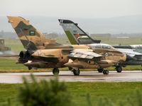 7509 @ EGQS - BAe Panavia Tornado IDS/Royal Saudi AF/RAF Lossiemouth - by Ian Woodcock