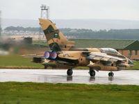 760 @ EGQS - BAe Panavia Tornado IDS/Royal Saudi AF/RAF Lossiemouth - by Ian Woodcock