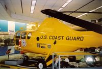 235 @ NPA - National Museum of Naval Aviation, Sikorsky HO3S-1G Dragonfly, Coast Guard BuNo 235 - by Timothy Aanerud