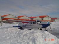 C-GAQS @ CSG3 - 1968, Cessna Cardinal - by J-F Charette