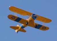 N735YP @ KAPA - Takeoff