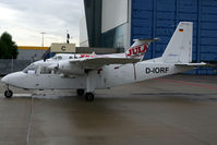 D-IORF @ CGN - visitor - by Wolfgang Zilske