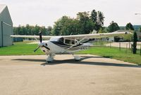 N242TC @ N98 - Parked @ Boyne City Municipal Airport (N98) - by Mel II