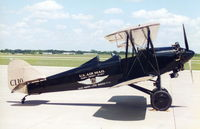 N110 @ FWS - Ready for it's trip to Oshkosh @1996 !926 Laird Commercial