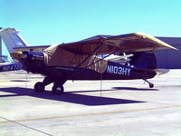 N103HY @ GKY - National Air Tour paint