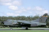 72-0213 @ EHLW - This A-7 made a lunch stop at Leeuwarden during a deployment in Great Britain