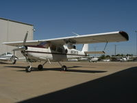N5387G @ GKY - Camera plane used by sporting event broadcasts