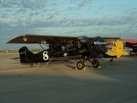 N8451 @ FTW - National Air Tour Stop - Ft. Worth