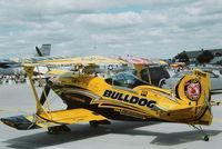 N98MF @ MTC - Bulldog LaRue
