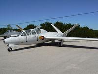 N418PS @ 5R3 - Fouga Magister