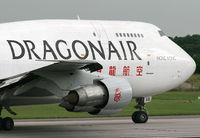 B-KAB @ EGCC - Hong Kong bound 747 - by Kevin Murphy