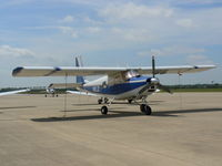 N18JC @ GKY - Working Air Camera Plane