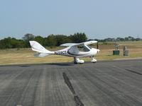 N259CT @ JWY - New LSA aircraft