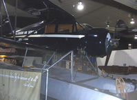 N14066 @ LHD - 1934 Waco YKC-S, Jacobs L4/R755-& 245 Hp, on floats at Alaska Aviation Heritage Museum - by Doug Robertson